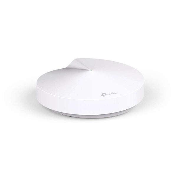 TP-Link Deco M5 Wi-Fi System (Single Pack) – Router Replacement for Secure Whole Home Coverage