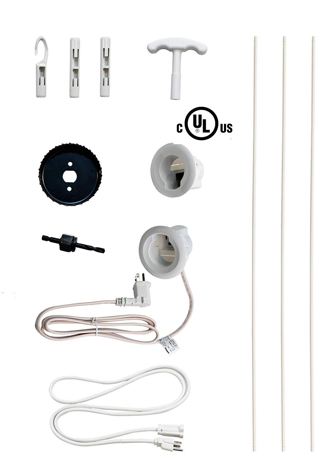 Strange Legrand Wiremold Cmk70 Flat Screen Tv Cord And Cable Power Kit Wiring 101 Louspimsautoservicenl