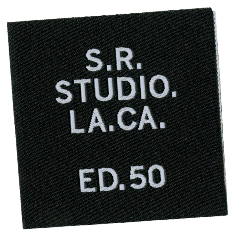 ED. 50 label