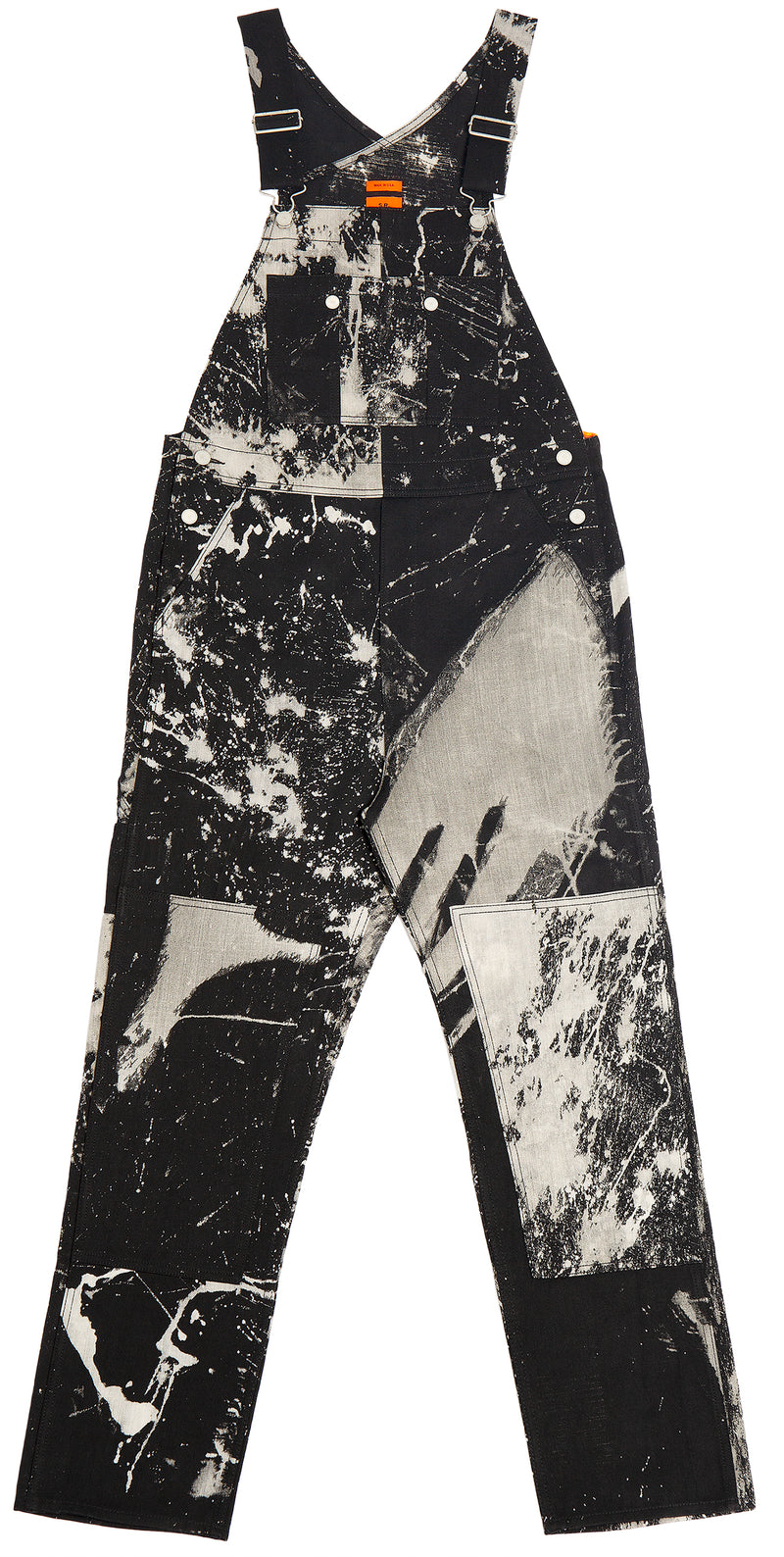 MEN'S HAND-BLEACHED SOTO OVERALL S.R. STUDIO. LA. CA. BY STERLING RUBY