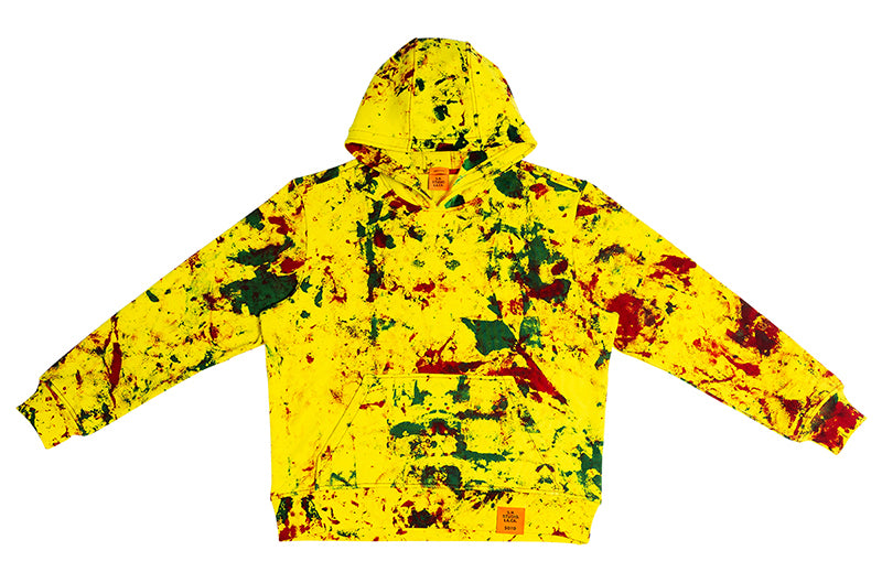MEN'S HAND-DYED Y.P.M. SOTO OVERSIZED HOODIE