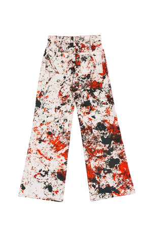 WOMEN'S HAND-DYED SOTO RAVER PANTS