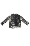 HAND-BLEACHED SOTO MARCHING JACKET