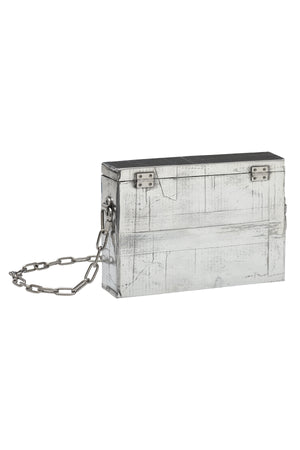 BOX PURSE (LARGE), 2019