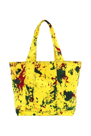 HAND-DYED Y.P.M. SOTO LAUNDRY BAG