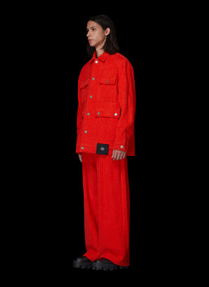 CORDUROY BARN COAT - S.R. STUDIO. LA. CA. STERLING RUBY CLOTHING