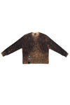 VERSO LONG SLEEVE T-SHIRT WITH IO WASH