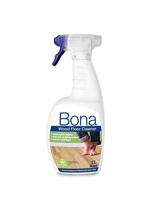 Bona Wood Cleaner sprayflaske 1L