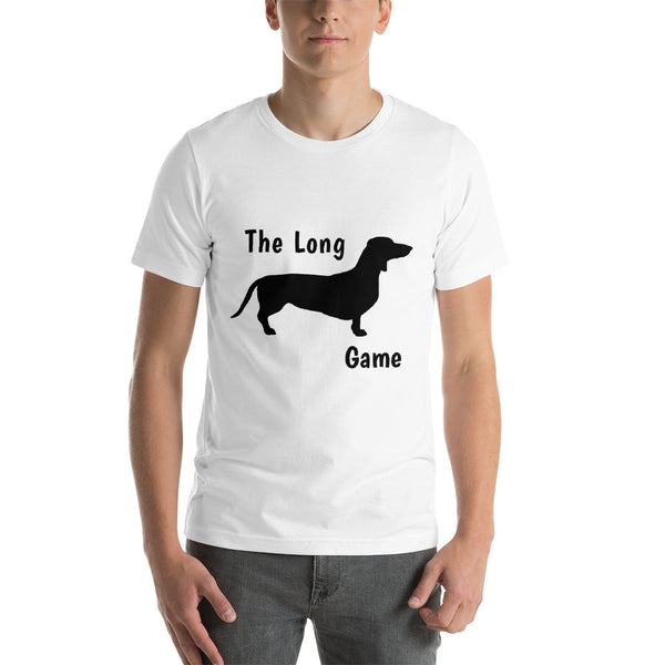 The Long Game Short-Sleeve Unisex T-Shirt