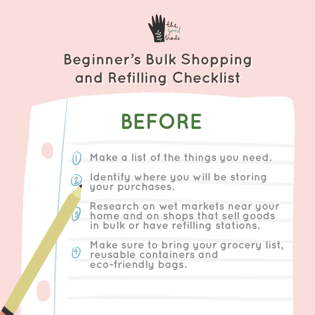 A beginner's guide to shopping in bulk and refill stores in Manila