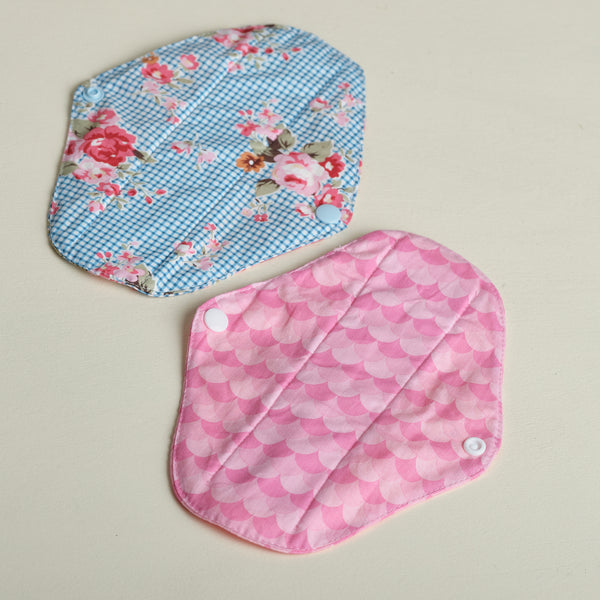 "8"" Light Flow Reusable Pad"