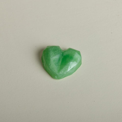 Crystal Heart Hand and Body Soap