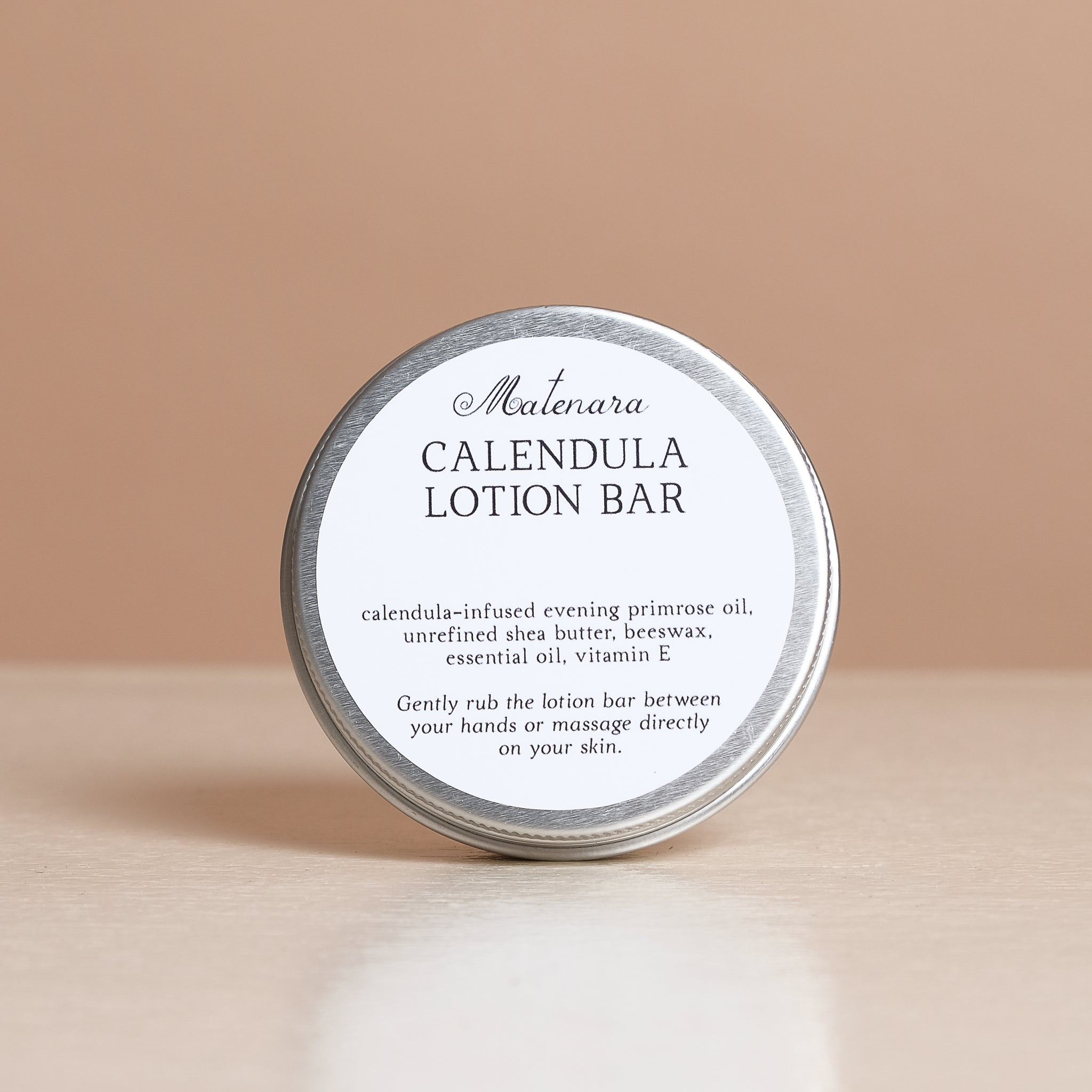 Calendula Lotion Bar