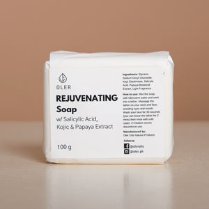 Oler Rejuvenating Soap