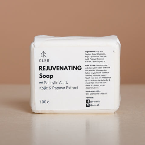 Rejuvenating Soap