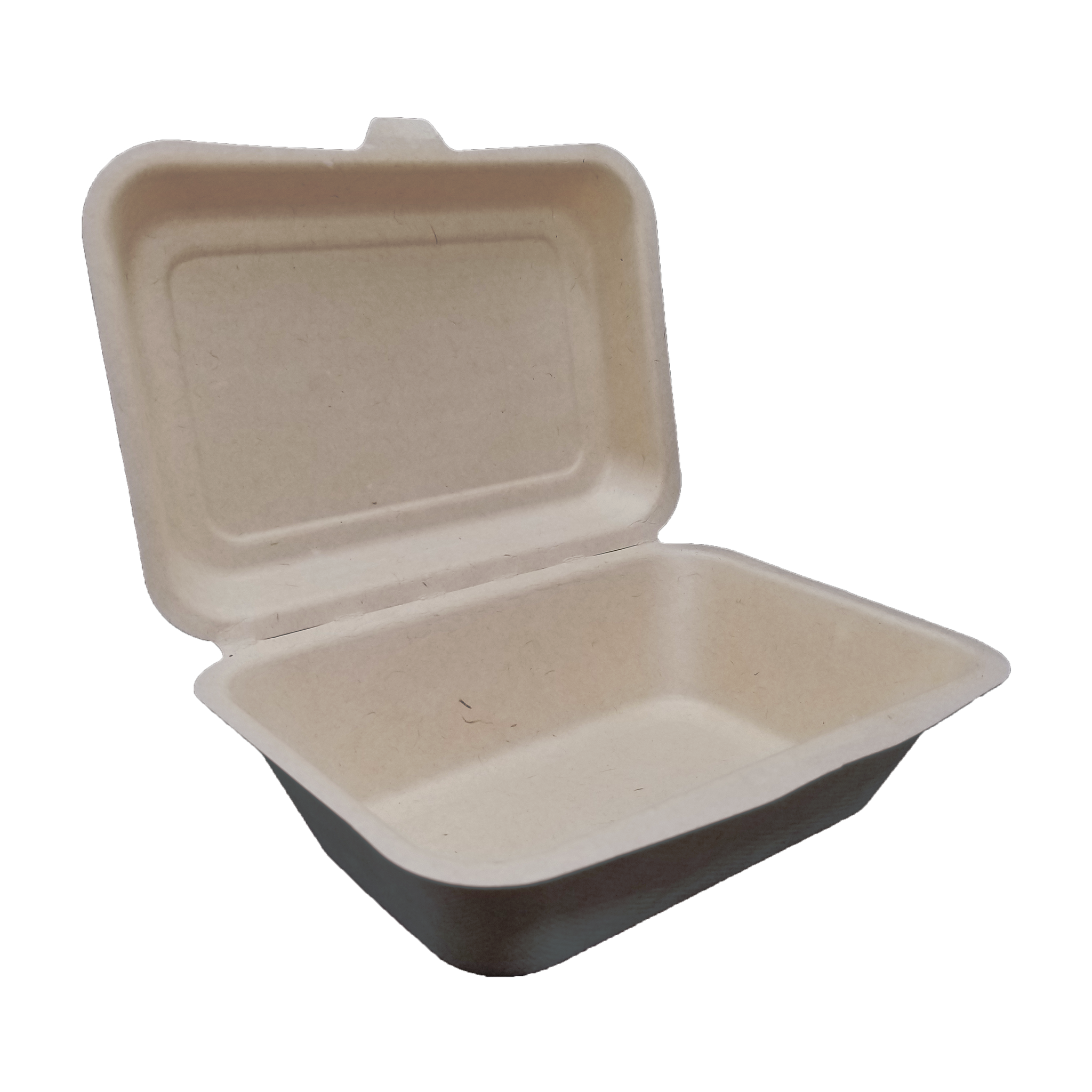 Sugarcane Food Container - Lunchbox / Clamshell