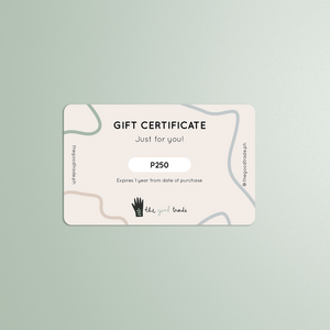 The Good Trade E-Gift Card