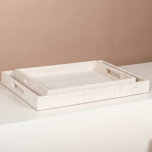 Adie Positively Simple Decorative Trays (Set of 2)
