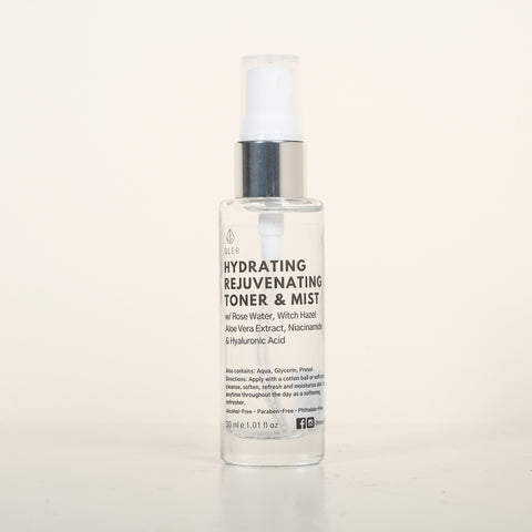Oler Hydrating Toner and Mist
