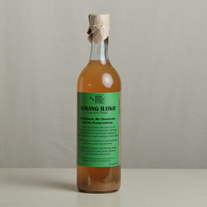 Barrio Basics & Beyond Sukang Iloko  (Sugarcane Vinegar)
