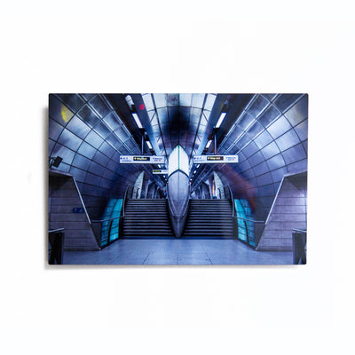 london-underground-metal-print-art