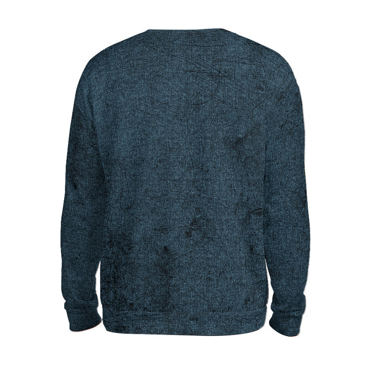 SLVSH Alloy Crewneck | Blue