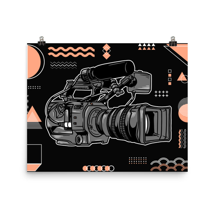 FS7 Camera Poster (Unramed)