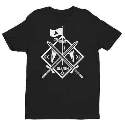 SLVSH Sword Seal T-Shirt - Black
