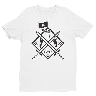 SLVSH Sword Seal T-Shirt - White