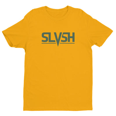 SLVSH-logo-shirt-gold