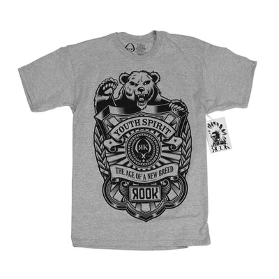 Bear Badge Shirt