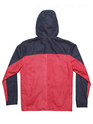 Ivy League Jacket - Red