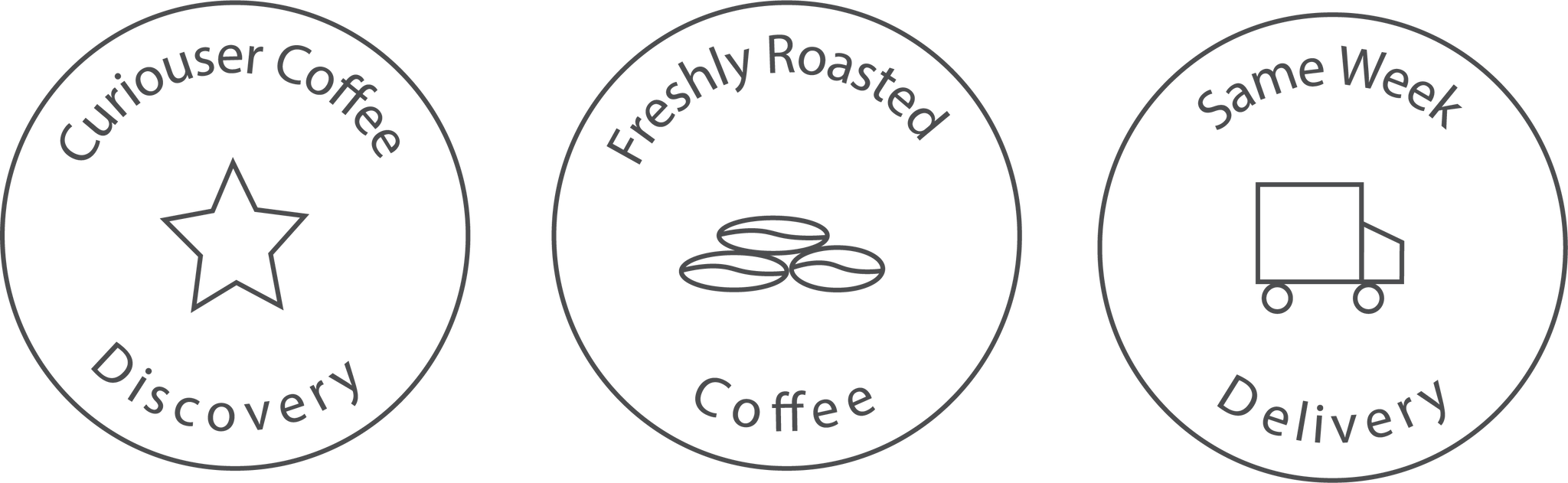 rabbit hole roasters curiouser coffee icon