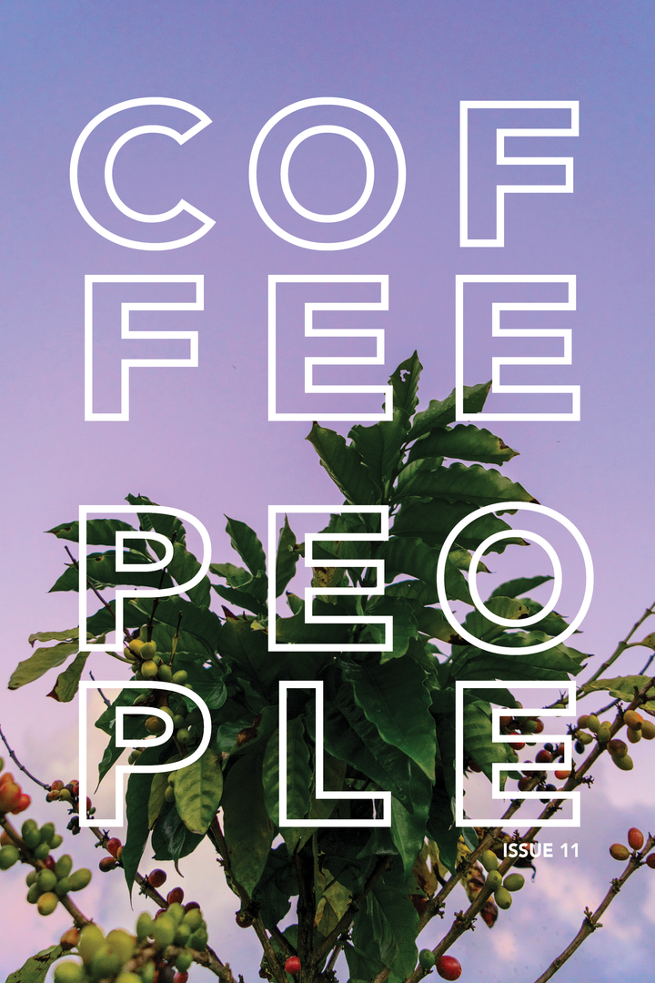 Coffee People Zine & RHR Sample - Issue 11