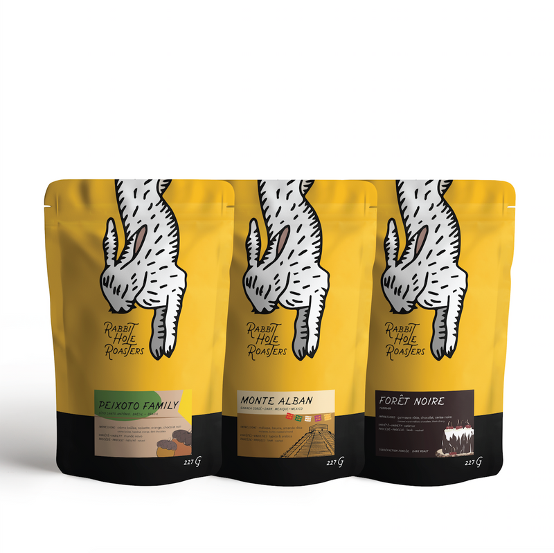 Rabbit hole roasters classic bundle