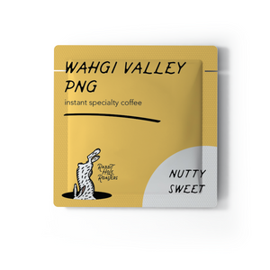 Instant Coffee - Wahgi Valley