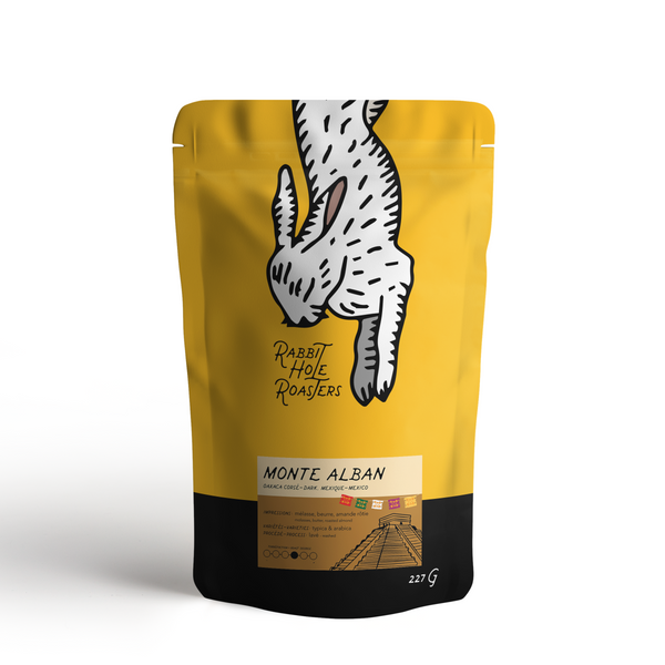 Rabbit Hole Coffee Roasters Monte Alban Bag