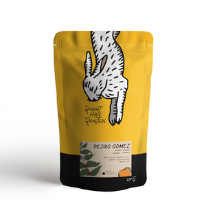 Rabbit Hole Coffee Roasters Pedro Gomez Bag