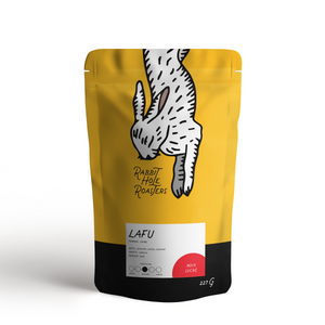 Rabbit Hole Coffee Roasters Lafu Bag