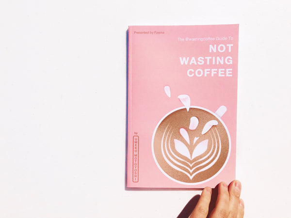 Livre: Not Wasting Coffee
