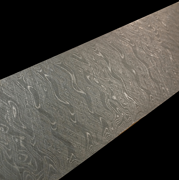 Stainless Damascus Ripple