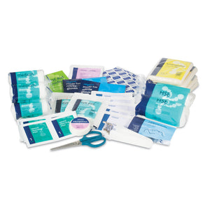 Refill for Child Care First Aid Kit