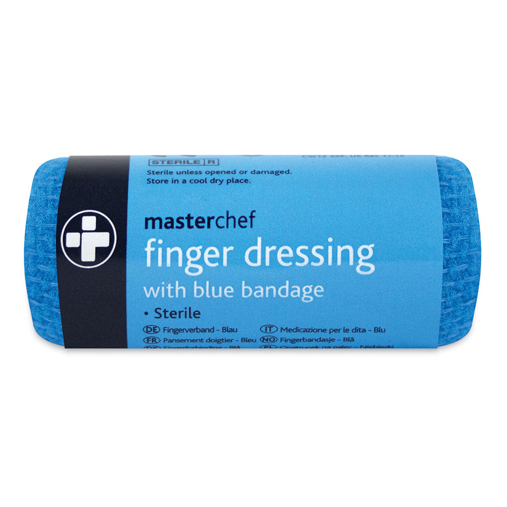 Master Chef Finger Dressing