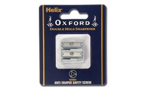 Helix Oxford 2 Hole Metal Sharpener