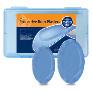 Dependaplast Blue Advanced Hydrogel Burns Plasters