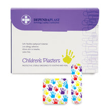 Load image into Gallery viewer, Dependaplast Childrens Washproof Plasters