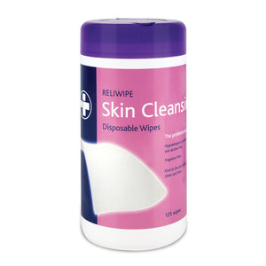 Reliwipe Skin Cleansing Wipes