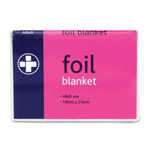 Load image into Gallery viewer, Foil Blanket – Adult