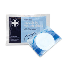 Load image into Gallery viewer, Resuscitation Mask - Rebreath with Filter Paper - Pack of 5