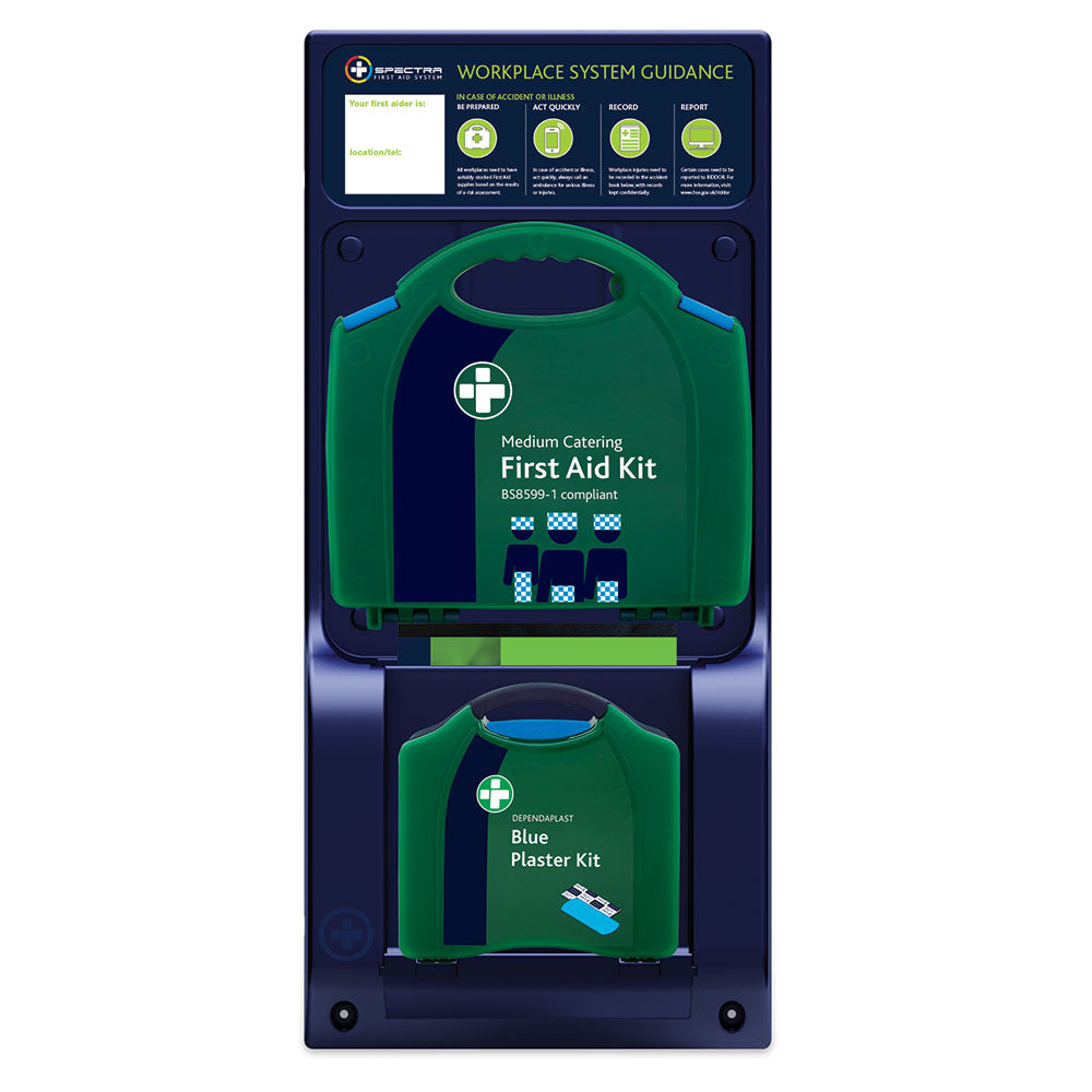 Spectra Catering First Aid System